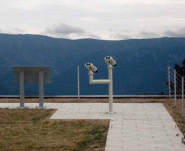 Jumelles panoramiquesV3D (20x80)
