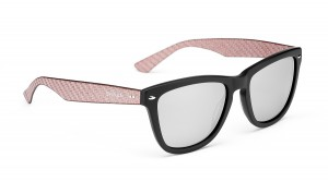 Gafas Opakua Carbono Red-Grey