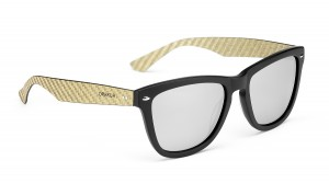 Gafas Opakua Carbono Yellow-Grey